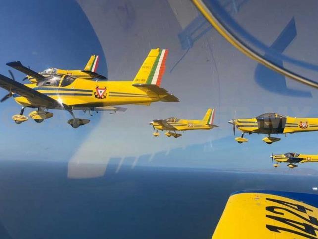 Aviación naval, fundamental para la seguridad de litorales