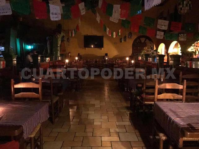 Hoy, el segundo apagón de restaurantes en Chiapas