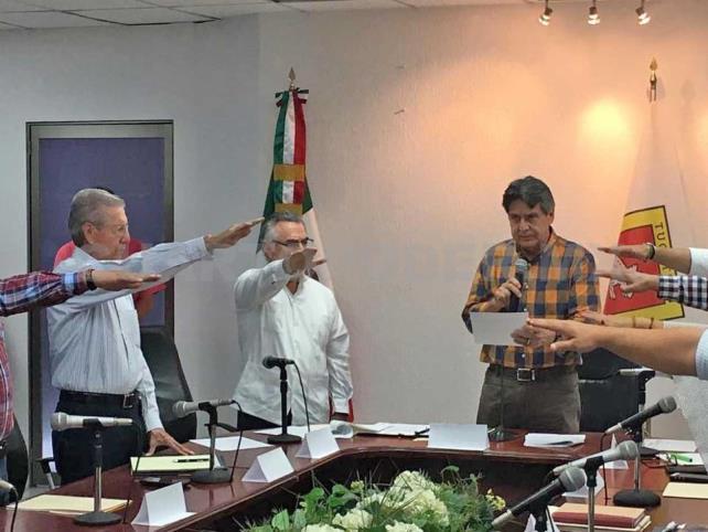León Farrera, nuevo titular del Smapa