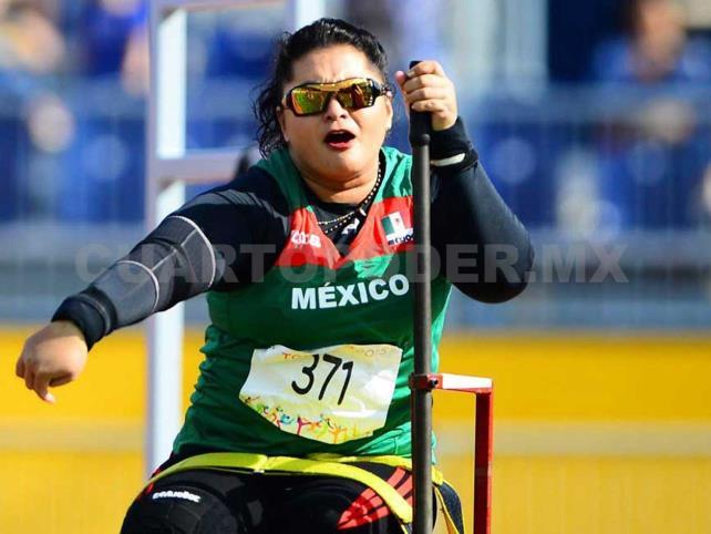Ángeles Ortiz ya piensa en Mundial de Paratletismo