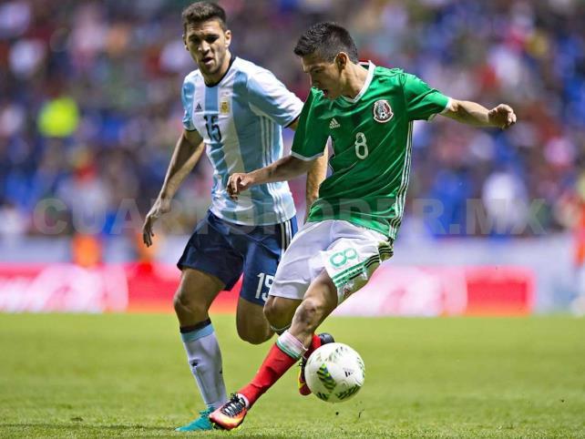 México jugará dos amistosos ante Argentina
