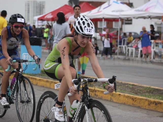 Mexicana Lizbeth Rueda termina 2o en Copa Americana