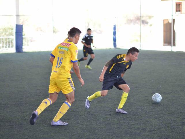 Pumas es primero en la Liga Entéra-T MX