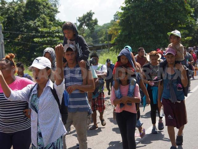 Mayoría de migrantes rechaza oferta de refugio
