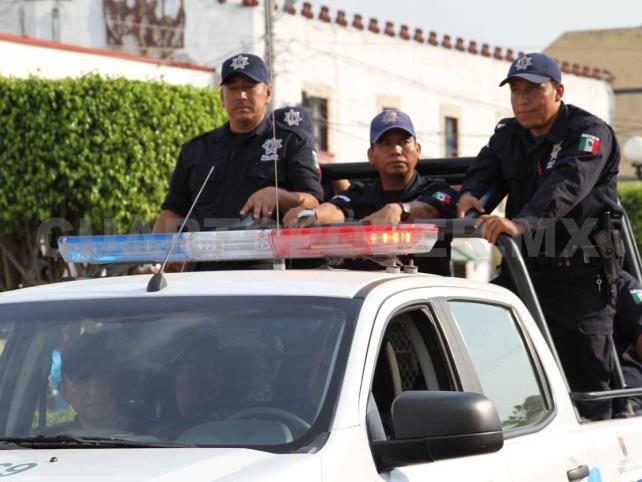 A la baja, delitos de robo en Chiapas