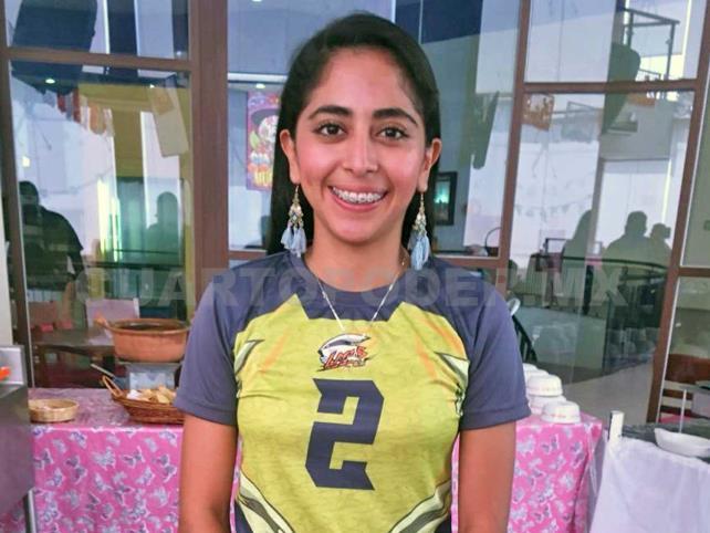 Judith Chávez, con aspiraciones de ganar título
