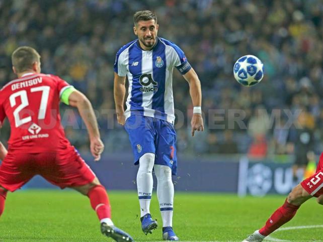 Herrera quiere renovar con el Porto