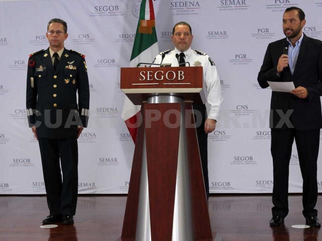 """Capturan a """"El 300"""", líder de Los Aztecas"""