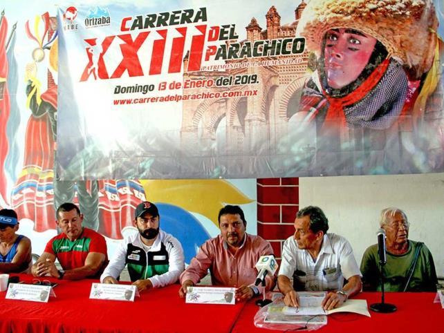 Carrera del Parachico por la edición XXIII