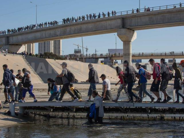 Trump pide a México deportar a inmigrantes