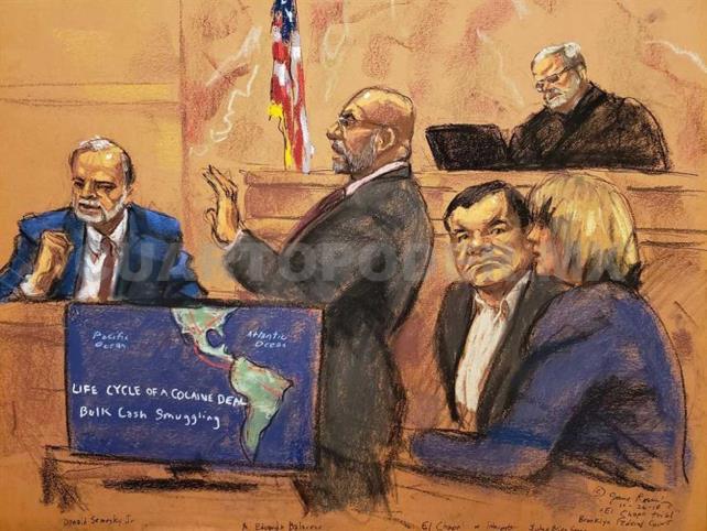 """Incriminan al """"Chapo"""" en lucrativa actividad criminal"""