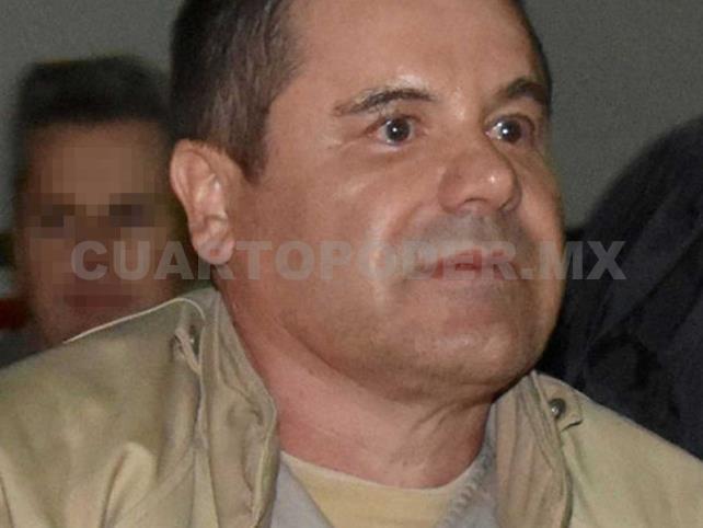 """""""El Chapo"""" pasaba cocaína en menos de una semana"""