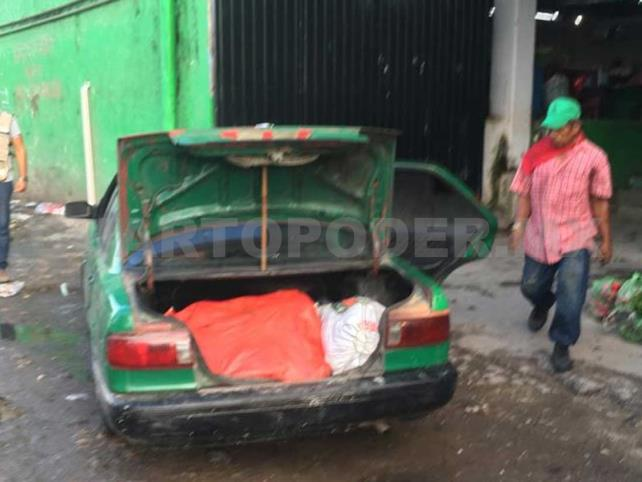 Aseguran cabezas de ganado de contrabando