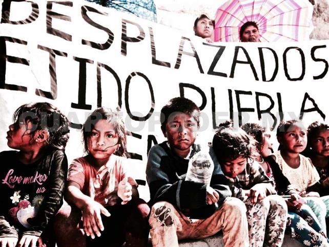Gobierno brindará ayuda humanitaria a desplazados