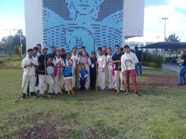 Chiapas campeón en Pelota Purépecha