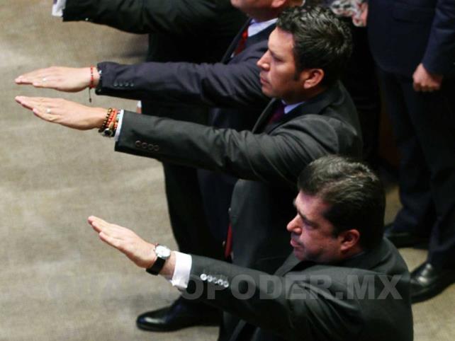 Legisladores saludan integración de 10 nuevos senadores