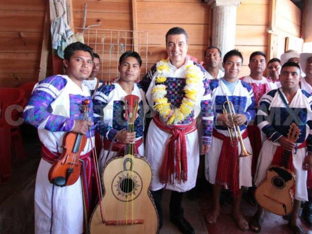 Rutilio, la esperanza de las comunidades indígenas