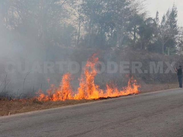 Conafor prepara a comités para prevenir incendios