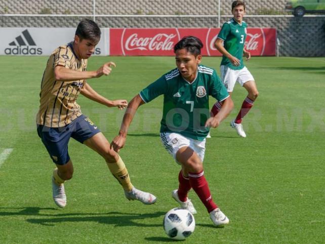 México sub-15 logra segundo triunfo