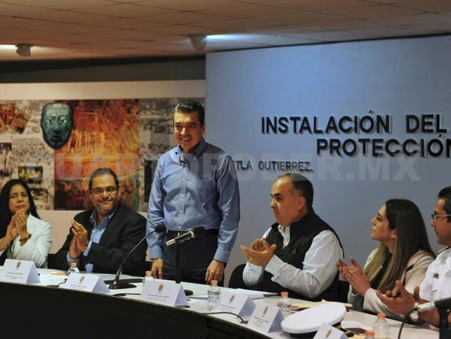La protección civil requiere responsabilidad de todos