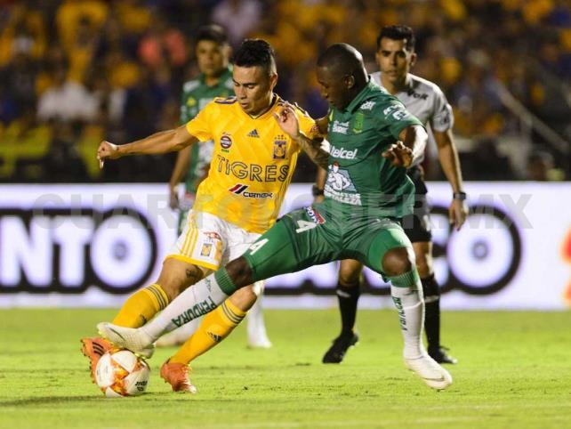 León y Sambueza inician el CL2019 ante Tigres