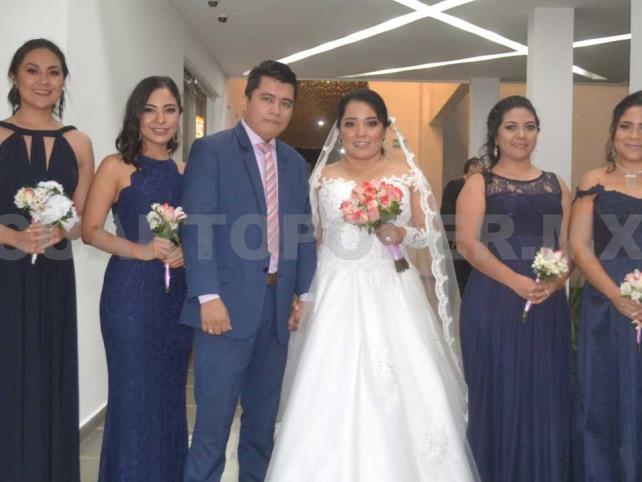 Una boda muy emotiva
