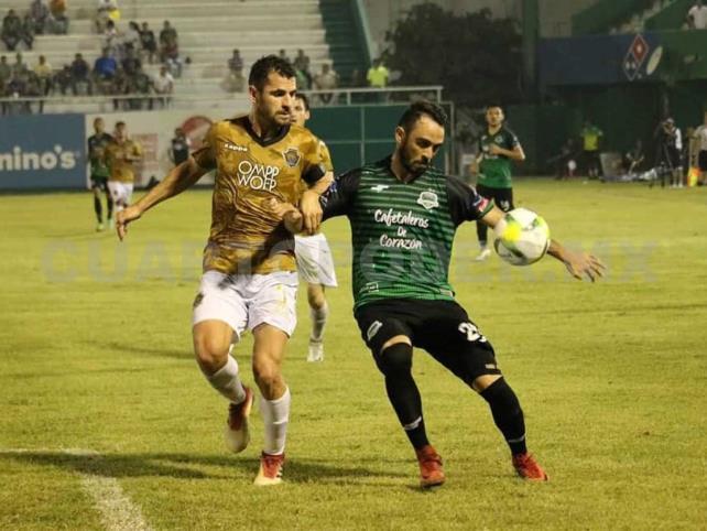 Cafetaleros pierde en su debut del Clausura 2019