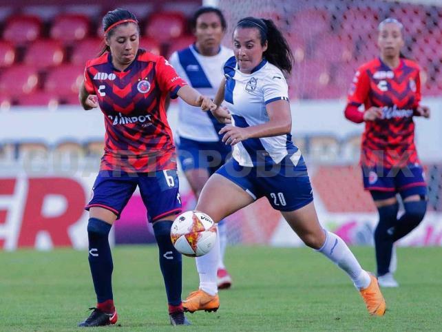 Veracruz logra empate en visita a Puebla
