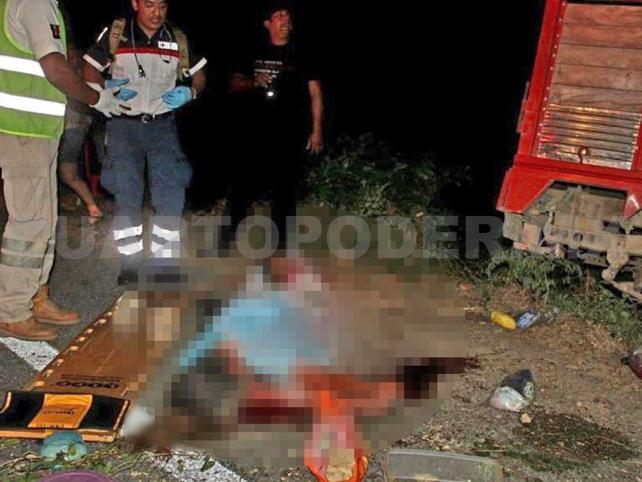 Dos niños fallecen en fatal accidente