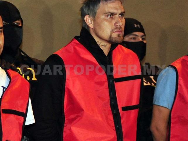"""Dictan sentencia de 75 años de prisión al """"Gato"""" Ortiz"""