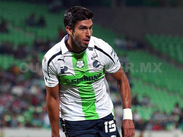 Herrera de Santos reforzará a Necaxa