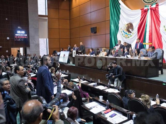Congreso llama a Urzúa y Nahle por desabasto
