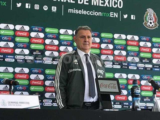 Selección de México jugará en Atlanta