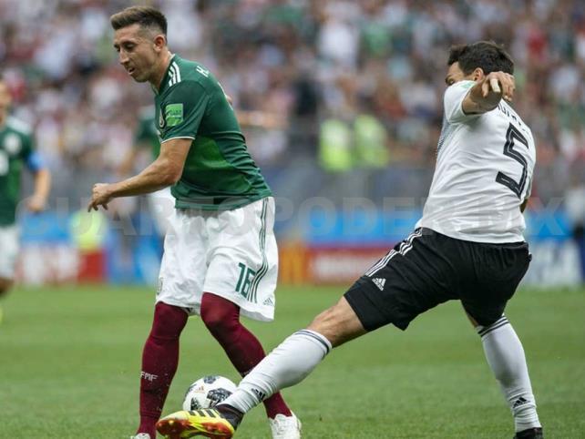 Sevilla está interesado en Héctor Herrera