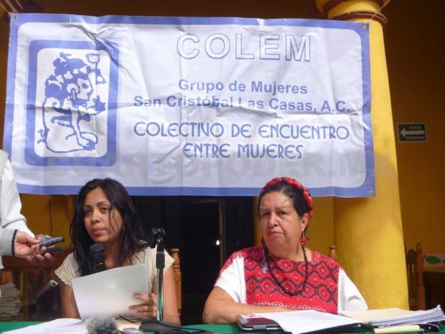 El 2015, año más violento para mujeres en Chiapas