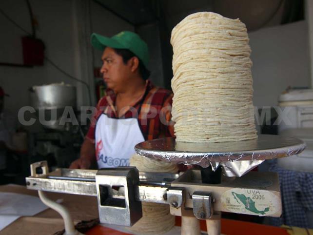 Precio de la tortilla llegará a los 18 pesos