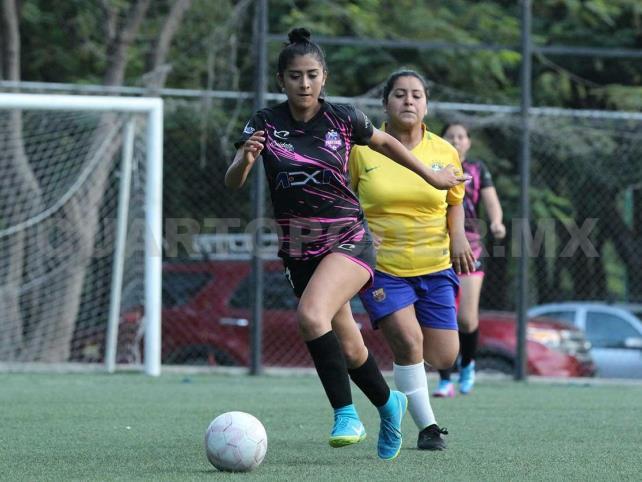 Jaguarcitas recibe a Star Soccer UVM en la J11