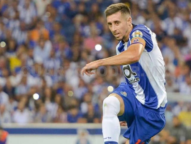 Héctor Herrera, cerca de renovar con Porto