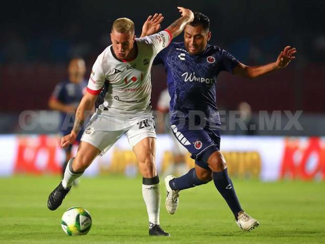 Lobos derrota al Veracruz 1-0