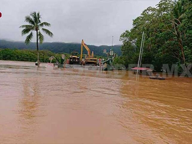 """Alerta máxima por inundaciones """"catastróficas"""""""