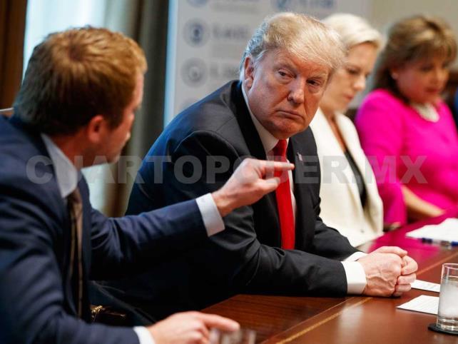 """Envío de tropas a Venezuela """"es una opción"""": Trump"""