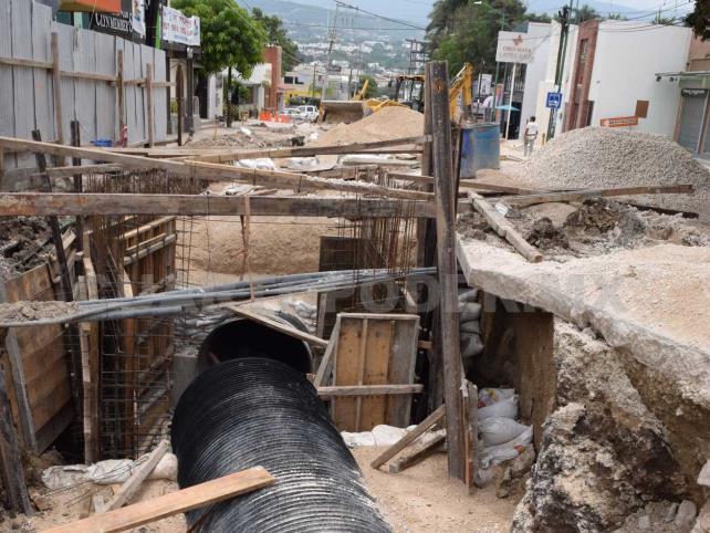 La capital necesita mil 800 mdp para drenes pluviales