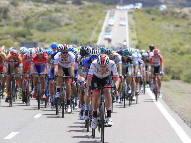 Eduardo Corte, el mejor en Vuelta a San Juan