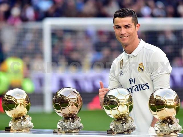 Cristiano Ronaldo festeja 34 años y sigue en plan grande