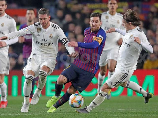 Barcelona y Real Madrid dejan todo para la vuelta