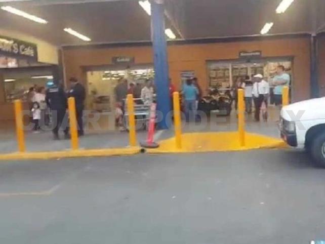 Asaltan oficinas de Sam's en Tapachula