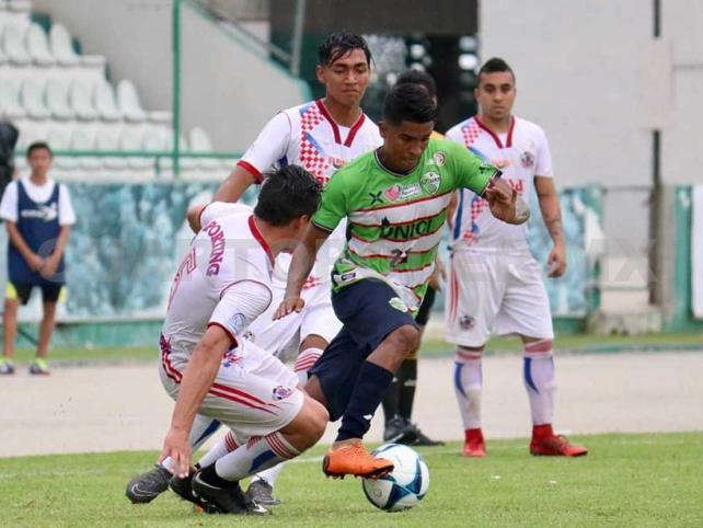 Tuxtla FC por el triunfo en Oaxtepec