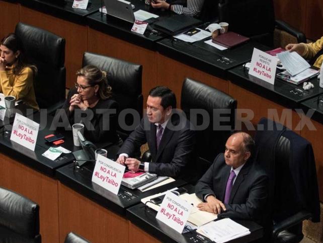 """Cámara de Diputados aprueba la """"Ley Taibo"""""""