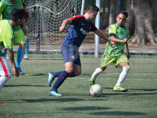 Palmeiras vence a Novatos en la rama varonil