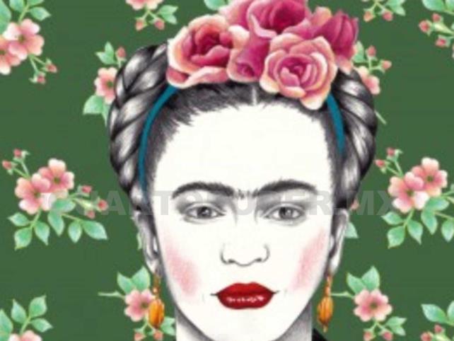 Exhiben ilustraciones de Frida en España